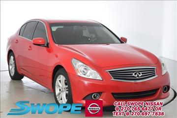 2012 Infiniti G37 Sedan for sale in Elizabethtown, KY