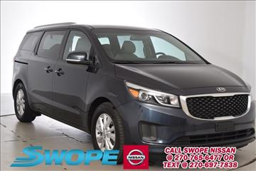 2016 Kia Sedona for sale in Elizabethtown, KY