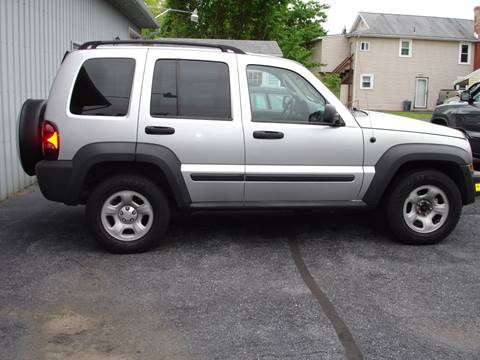 2007 Jeep Liberty for sale in New Cumberland, PA