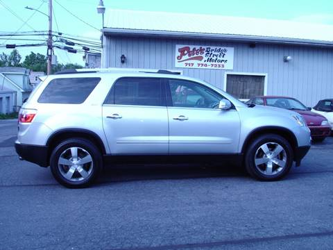2012 GMC Acadia for sale in New Cumberland, PA