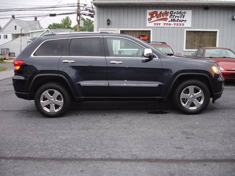 2013 Jeep Grand Cherokee for sale in New Cumberland, PA