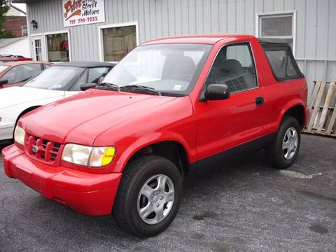 2001 Kia Sportage for sale in New Cumberland, PA
