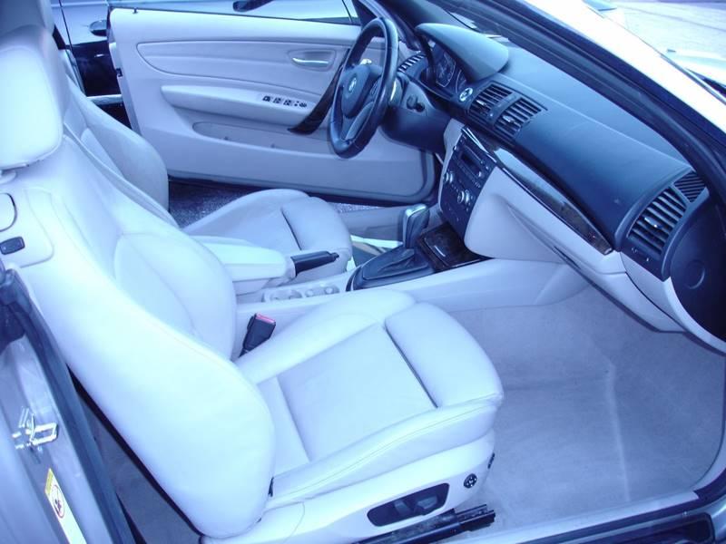 2008 BMW 1 Series 128i 2dr Convertible - New Cumberland PA