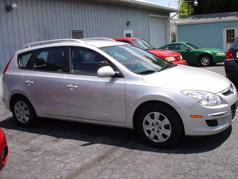 2011 Hyundai Elantra Touring for sale in New Cumberland, PA