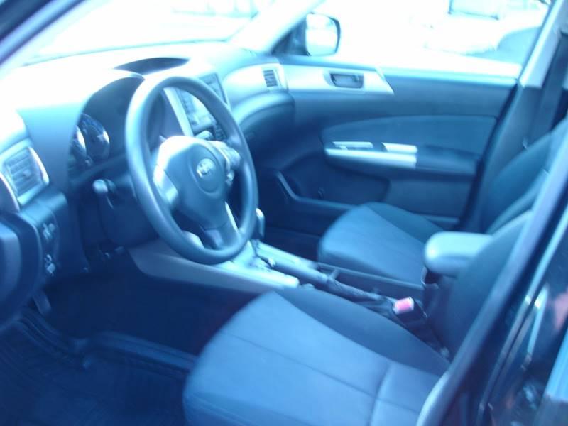 2010 Subaru Forester AWD 2.5X 4dr Wagon 4A - New Cumberland PA
