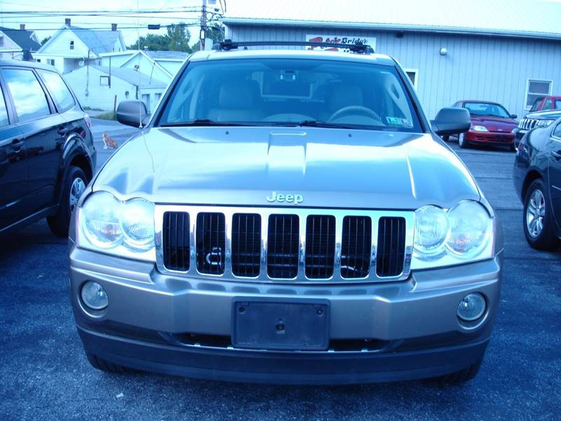2006 Jeep Grand Cherokee Limited 4dr SUV 4WD w/ Front Side Airbags - New Cumberland PA