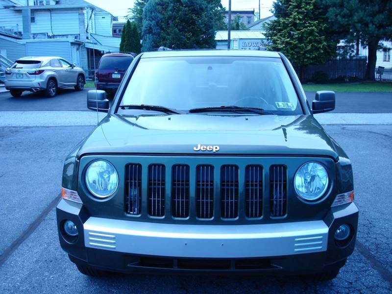 2008 Jeep Patriot 4x4 Limited 4dr SUV - New Cumberland PA