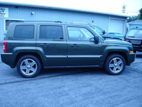 2008 Jeep Patriot for sale in New Cumberland, PA