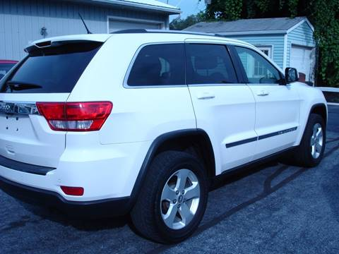2012 Jeep Grand Cherokee for sale in New Cumberland, PA
