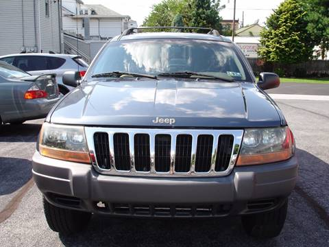 2001 Jeep Grand Cherokee for sale in New Cumberland, PA