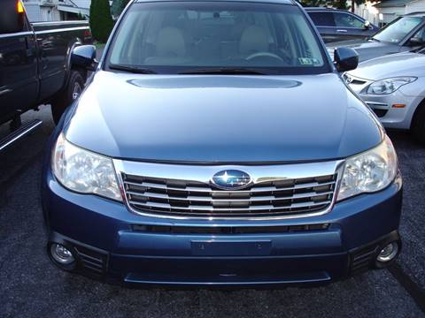 2010 Subaru Forester for sale in New Cumberland, PA