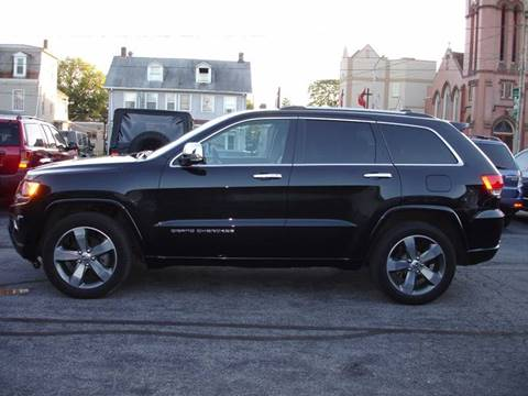 2014 Jeep Grand Cherokee for sale in New Cumberland, PA