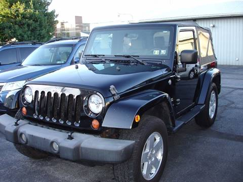 2007 Jeep Wrangler for sale in New Cumberland, PA