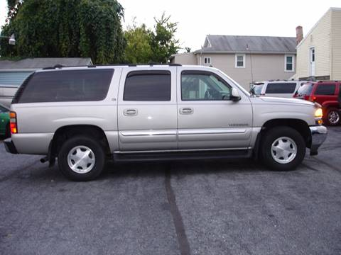 2005 GMC Yukon XL for sale in New Cumberland, PA