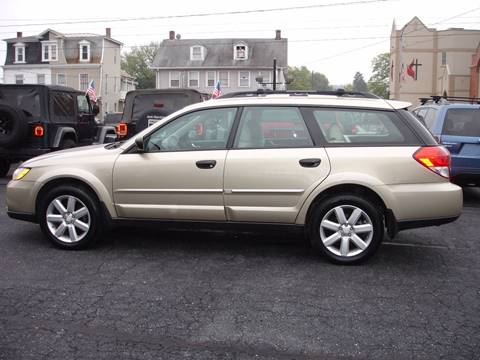 2008 Subaru Outback for sale in New Cumberland, PA