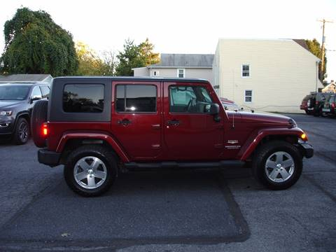 2009 Jeep Wrangler for sale in New Cumberland, PA