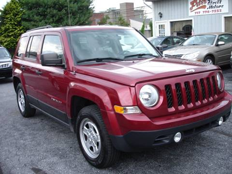 2015 Jeep Patriot for sale in New Cumberland, PA