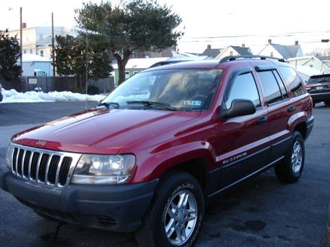 2003 Jeep Grand Cherokee for sale in New Cumberland, PA