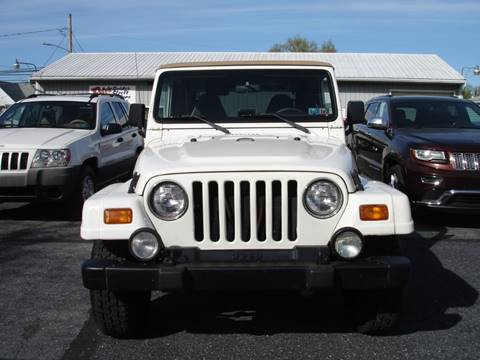 1998 Jeep Wrangler for sale in New Cumberland, PA