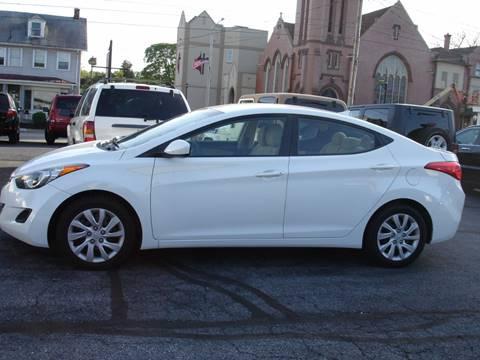 2011 Hyundai Elantra for sale in New Cumberland, PA
