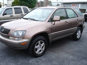 1999 Lexus RX 300 for sale at Pete's Bridge Street Motors in New Cumberland PA