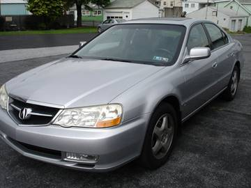 2003 Acura TL for sale at Pete's Bridge Street Motors in New Cumberland PA
