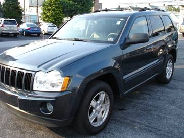 2007 Jeep Grand Cherokee for sale at Pete's Bridge Street Motors in New Cumberland PA