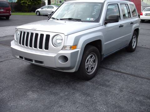 2010 Jeep Patriot for sale in New Cumberland, PA