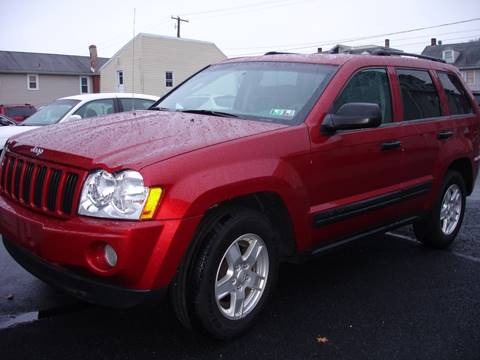 2006 Jeep Grand Cherokee for sale in New Cumberland, PA