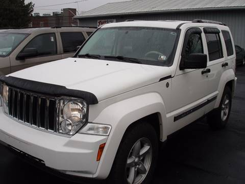 2008 Jeep Liberty for sale in New Cumberland, PA