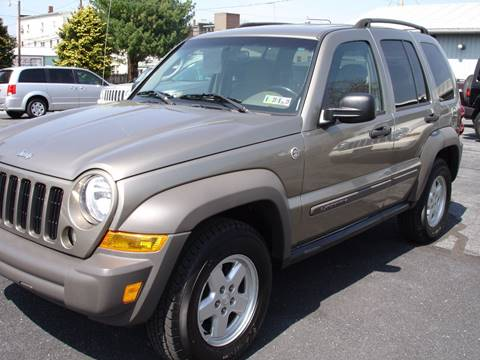 2006 Jeep Liberty for sale in New Cumberland, PA