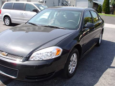 2013 Chevrolet Impala for sale in New Cumberland, PA
