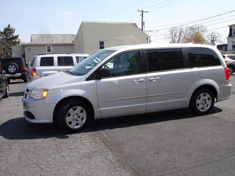 2011 Dodge Grand Caravan for sale in New Cumberland, PA