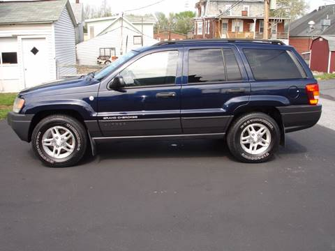 2004 Jeep Grand Cherokee for sale in New Cumberland, PA