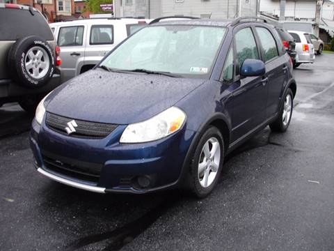 2008 Suzuki SX4 for sale in New Cumberland, PA