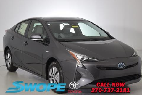 2017 Toyota Prius for sale in Elizabethtown, KY