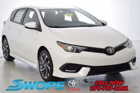 2017 Toyota Corolla iM for sale in Elizabethtown, KY