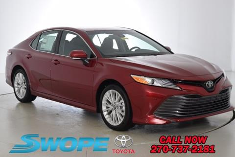 2018 Toyota Camry for sale in Elizabethtown, KY