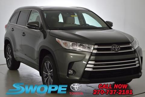 2018 Toyota Highlander for sale in Elizabethtown, KY