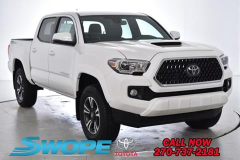 Toyota tacoma for sale in elizabethtown ky for Swope motors elizabethtown ky