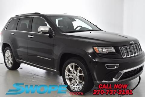2014 Jeep Grand Cherokee for sale in Elizabethtown, KY