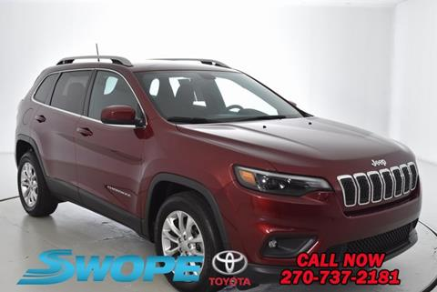 2019 Jeep Cherokee for sale in Elizabethtown, KY