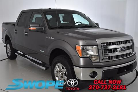 2013 Ford F-150 for sale in Elizabethtown, KY