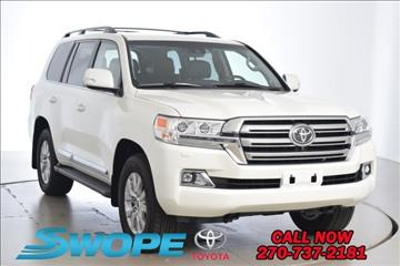 2016 Toyota Land Cruiser for sale in Elizabethtown, KY