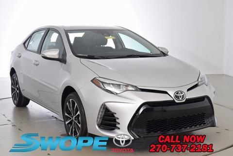 2017 Toyota Corolla for sale in Elizabethtown, KY