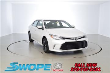 2017 Toyota Avalon for sale in Elizabethtown, KY