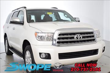 2017 Toyota Sequoia for sale in Elizabethtown, KY