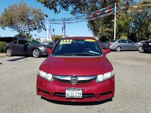 2010 Honda Civic for sale in Fremont, CA