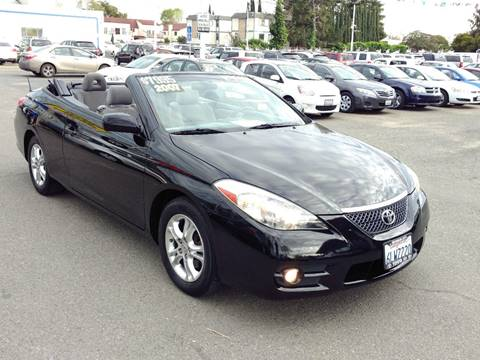 2007 Toyota Camry Solara for sale in Fremont, CA
