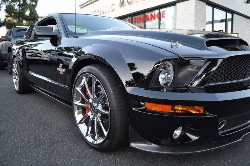 2009 Ford Shelby GT500 Super Snake - Pleasanton CA